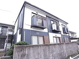 兵庫県神戸市垂水区星陵台7丁目の賃貸アパートの外観