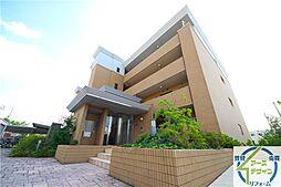 兵庫県神戸市西区玉津町居住の賃貸マンションの外観