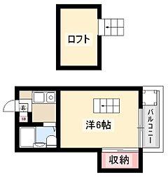 守山駅 3.7万円