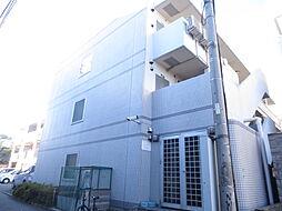神奈川県厚木市栄町2丁目の賃貸マンションの外観