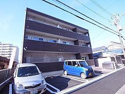 大阪府大東市灰塚6丁目の賃貸アパートの外観