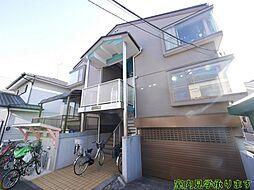 東京都杉並区西荻北2丁目の賃貸アパートの外観