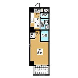 maison アリテ[4階]の間取り