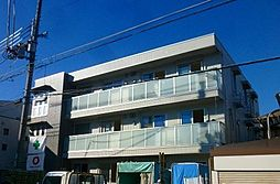ディールーム南田辺[2階]の外観
