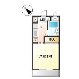 岩波駅 3.1万円