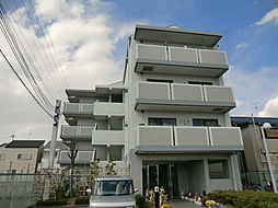 コルティーレ緑ヶ丘[3階]の外観