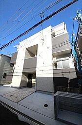 アクロス尼崎アパートメント[2階]の外観