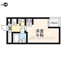 今出川駅 2.8万円