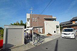 JR片町線(学研都市線) 松井山手駅 3.2kmの賃貸アパート