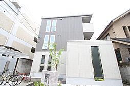 愛知県名古屋市昭和区明月町2丁目の賃貸アパートの外観