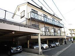 ベルハウス松崎[1階]の外観