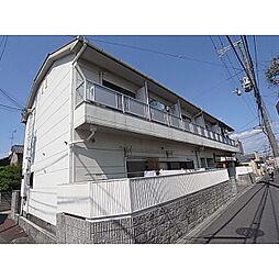 奈良県大和高田市片塩町の賃貸アパートの外観