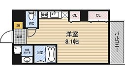 アコード中之島[3階]の間取り
