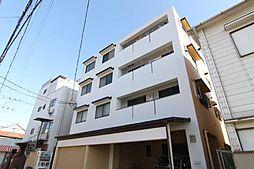 兵庫県尼崎市浜田町5丁目の賃貸マンションの外観