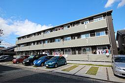 愛知県名古屋市港区正徳町3丁目の賃貸アパートの外観