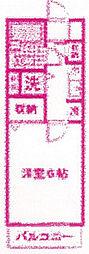 NOMURA92[3階]の間取り