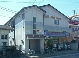 Bell Side House[2階]の外観
