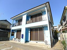 埼玉県草加市瀬崎7丁目の賃貸アパートの外観