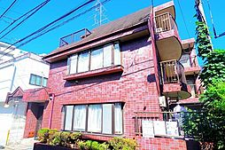 東京都清瀬市松山1丁目の賃貸マンションの外観