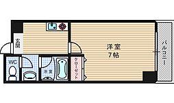 メゾンラフィネ[5階]の間取り