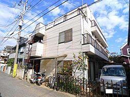 千葉県船橋市三山6丁目の賃貸マンションの外観