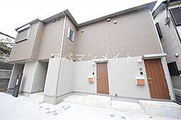 [テラスハウス] 神奈川県横浜市戸塚区戸塚町 の賃貸【/】の外観