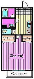 上小−MSK[204号室]の間取り