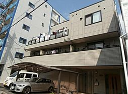 神奈川県横浜市西区中央2丁目の賃貸アパートの外観