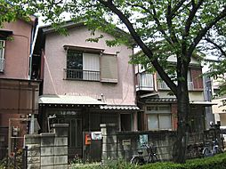 秦荘[1F号室]の外観