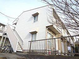 タウニー北松戸A棟[2階]の外観