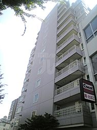京都府京都市中京区石橋町の賃貸マンションの外観
