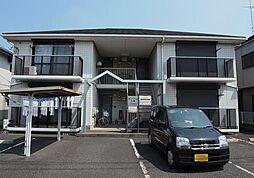サニーコートA[1階]の外観