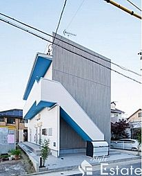 名古屋市営上飯田線 上飯田駅 徒歩13分の賃貸アパート