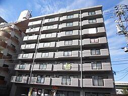 松重スカイマンション3[2階]の外観