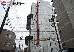 エルスタンザ名駅西[6階]の外観