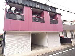 Gハウス[3階]の外観
