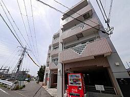 兵庫県明石市東藤江2丁目の賃貸マンションの外観