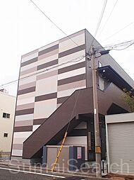 グリーンフィールド堺[1階]の外観