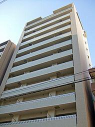 大阪府大阪市中央区本町橋の賃貸マンションの外観