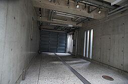 屋内ガレージ