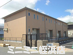 福岡県福岡市西区横浜3丁目の賃貸アパートの外観