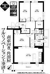 志木ニュータウン中央の森弐番街四号棟 6階