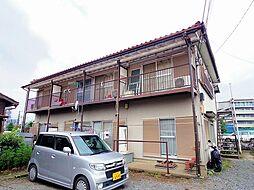 第二ひばり荘[2階]の外観