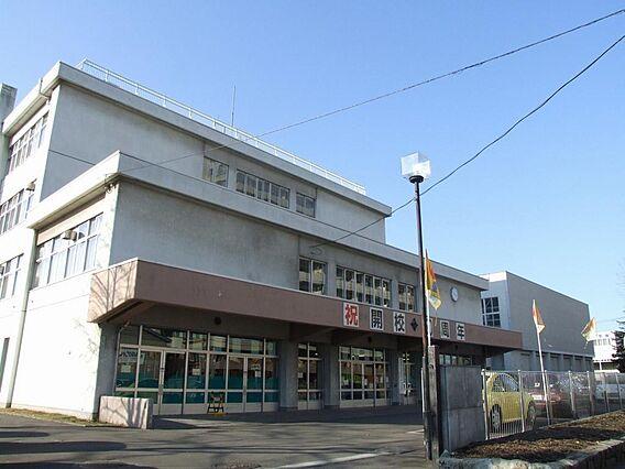 札幌市立東園小...