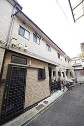 大阪府大阪市北区浪花町の賃貸アパートの外観