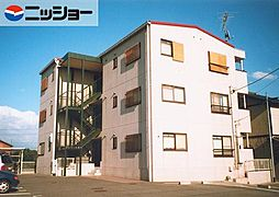 プレミール重本[2階]の外観