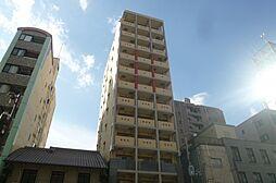 クレアートアドバンス大阪城南[206号室号室]の外観