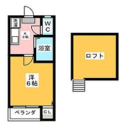 米野駅 4.5万円