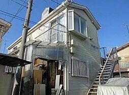 神奈川県相模原市南区若松4丁目の賃貸アパートの外観