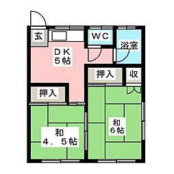 国見駅 4.0万円